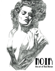 Noir the art of Rob Moran