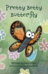 Pretty Betty Butterfly