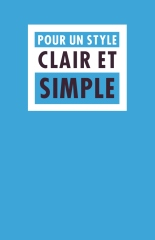 Pour un style clair et simple