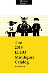 The 2013 LEGO Minifigure Catalog