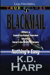 BLACKMAIL (Large Print Edition)