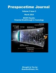 Prespacetime Journal Volume 5 Issue 3