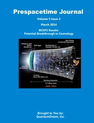 Prespacetime Journal Volume 5 Issue 3