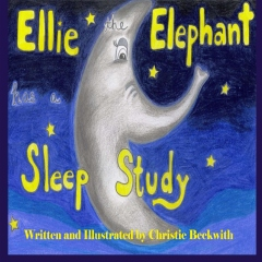 Ellie the Elephant Has a Sleep Study