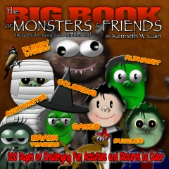 The Big Book of Monsters & Friends