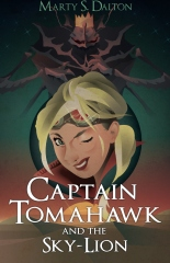 Captain Tomahawk and the Sky-Lion