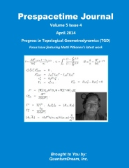 Prespacetime Journal Volume 5 Issue 4