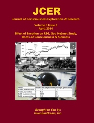 Journal of Consciousness Exploration & Research Volume 5 Issue 3