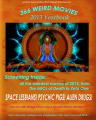 366 Weird Movies 2013 Yearbook