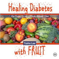 Healing Diabetes with Fruit (Black & White)