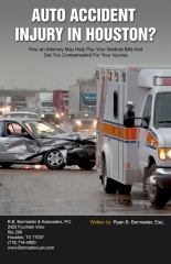 Auto Accident Injury In Houston?
