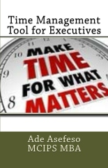 Time Management Tool for Executives