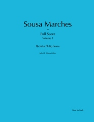 Sousa Marches in Full Score