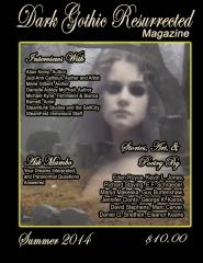 Dark Gothic Resurrected Magazine, Summer 2014