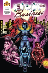 Night Business, Issue 3