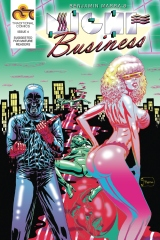 Night Business, Issue 4