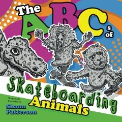 The ABCs of Skateboarding Animals