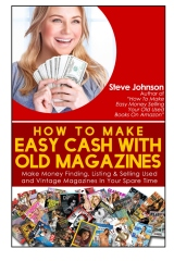 How To Make Easy Cash With Old Magazines
