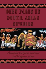 Open Pages in South Asian Studies