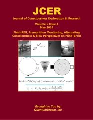 Journal of Consciousness Exploration & Research Volume 5 Issue 4