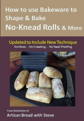 How to Use Bakeware to Shape & Bake No-Knead Rolls & More (Technique & Recipes)