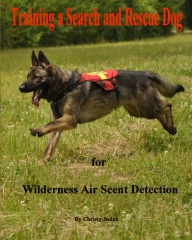 Training a Search and Rescue Dog