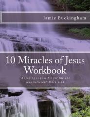 10 Miracles of Jesus Workbook