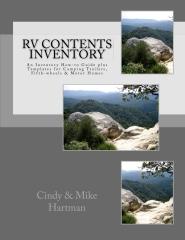 RV Contents Inventory