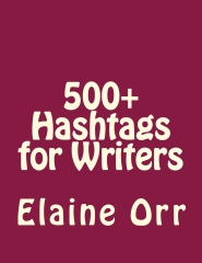 500+ Hashtags for Writers