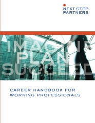 Career Handbook for Working Professionals