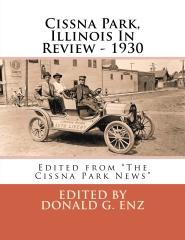 Cissna Park, Illinois In Review - 1930