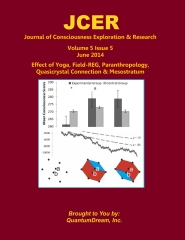 Journal of Consciousness Exploration & Research Volume 5 Issue 5