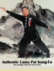 Authentic Lama Pai Kung Fu