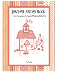 Teacher Record Book Vol. 2