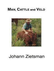 MAN, CATTLE and VELD - Color