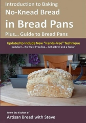 Introduction to Baking No-Knead Bread in Bread Pans (Plus... Guide to Bread Pans)
