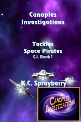 Canoples Investigation Tackles Space Pirates
