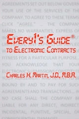 Every1's Guide to Electronic Contracts