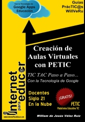 Creacion de Aulas Virtuales con PETIC