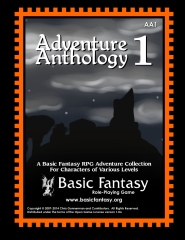 Adventure Anthology 1