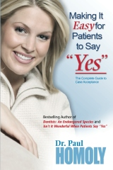 """Making It Easy For Patients to Say """"Yes"""""""