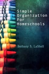 Simple Organization for Homeschools