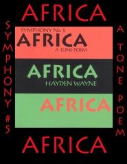 Symphony #5-AFRICA