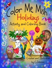 Color Me Mish Holidays