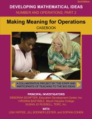 Making Meaning for Operations