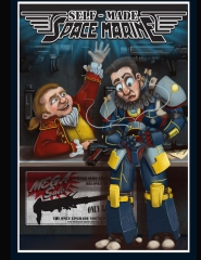 Self-Made Space Marine