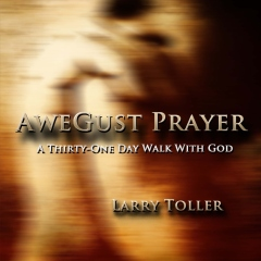 AweGust Prayer