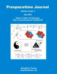 Prespacetime Journal Volume 5 Issue 7