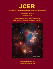 Journal of Consciousness Exploration & Research Volume 5 Issue 6
