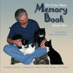 The Critter Room Memory Book Volume One
